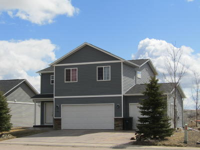 Gillette Single Family Home For Sale: 3415 Goldenrod Ave