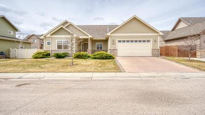 Single Family Home For Sale: 4302 Diamond Bar Ct