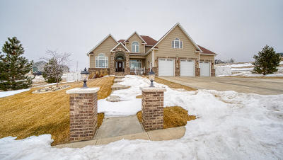 Gillette Single Family Home For Sale: 2303 Hillcrest Dr