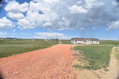 Wright Single Family Home For Sale: 20 Cowboy Way