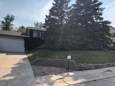 Gillette Single Family Home For Sale: 2903 Foothills Blvd