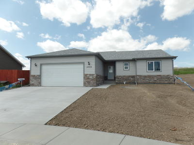 Single Family Home For Sale: 2608 Three Brothers Camp