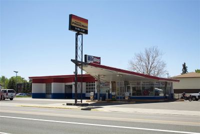 Laramie Commercial For Sale: 2208 Grand Ave.