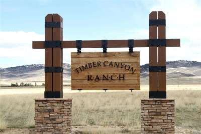 Laramie Residential Lots & Land For Sale: Tract 52 Timber Canyon Ranch