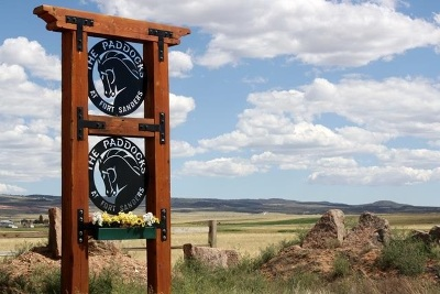Laramie Residential Lots & Land For Sale: Block 3, Lot 9 Paddocks