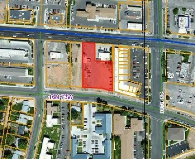 Laramie Residential Lots & Land For Sale: 2710 Grand Avenue