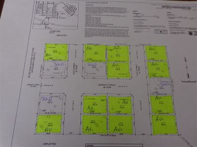 Residential Lots & Land For Sale: 2105 20th Street
