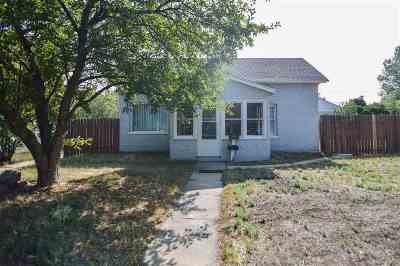 Laramie Single Family Home For Sale: 371 N 5th