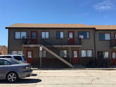 Laramie Multi Family Home For Sale: 1516/1520 Palmer