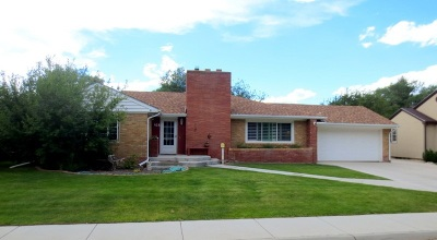 Laramie Single Family Home For Sale: 908 S 13th