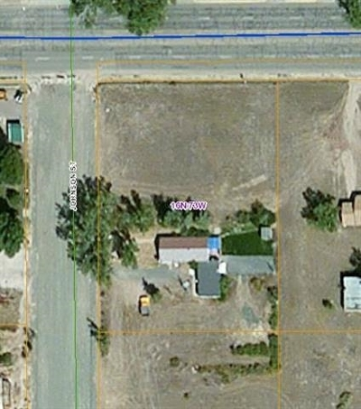 Laramie Residential Lots & Land For Sale: 415 W Johnson St.