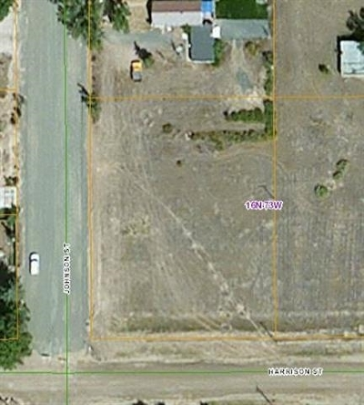 Laramie Residential Lots & Land For Sale: Tbd Johnson & Harrison St.