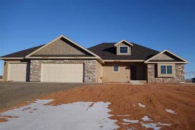 Laramie Single Family Home For Sale: 821 Rampart Rd