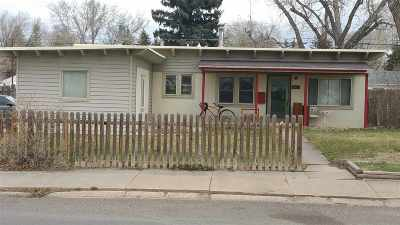 Laramie Single Family Home For Sale: 1503 Springcreek Drive