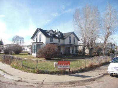 Laramie Multi Family Home Back On Market: 1654 N 7th Street