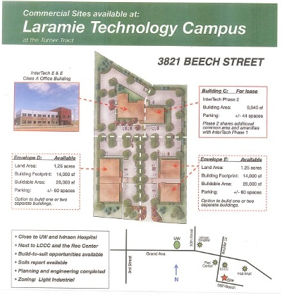Laramie Residential Lots & Land For Sale: Tbd Beech St