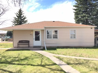 Cheyenne Single Family Home 72 Hour Contingency: 3412 Bevans