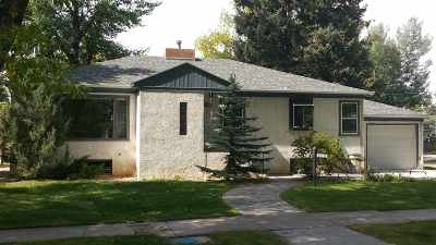 Laramie Single Family Home For Sale: 802 S 12th Street