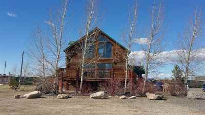 Laramie Single Family Home For Sale: 1775 Highway 230