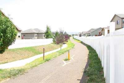Laramie Residential Lots & Land For Sale: 1722 Geronimo Way