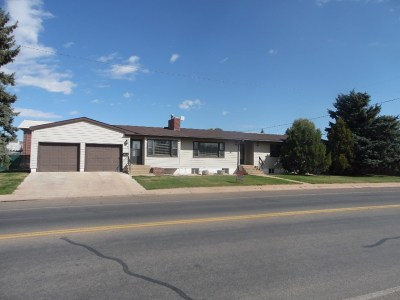 Laramie Single Family Home For Sale: 509 Reynolds