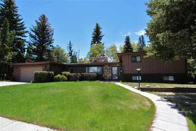 Laramie WY Single Family Home For Sale: $385,000