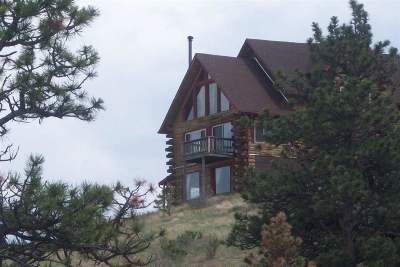 Cheyenne Single Family Home 72 Hour Contingency: 472 Happy Jack