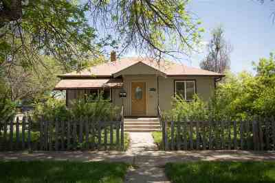 Cheyenne Single Family Home For Sale: 721 E 7th Street