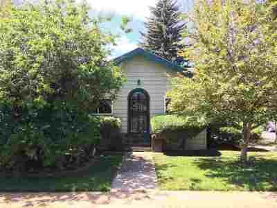 Cheyenne Single Family Home For Sale: 3520 Warren