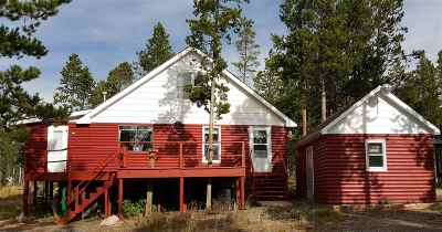 Laramie Single Family Home For Sale: 40 Sommers Rd
