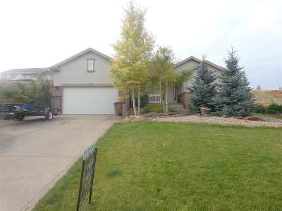 Laramie WY Single Family Home For Sale: $353,400