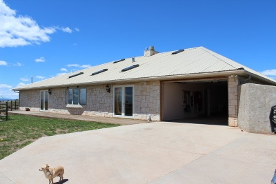 Single Family Home For Sale: 183 W Vedauwoo Road