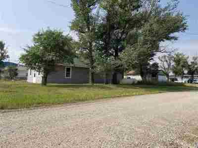 Rock River WY Single Family Home For Sale: $74,999