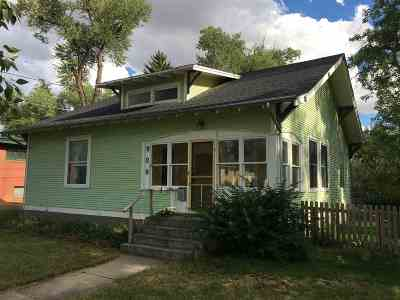 Laramie Single Family Home For Sale: 908 E Sheridan