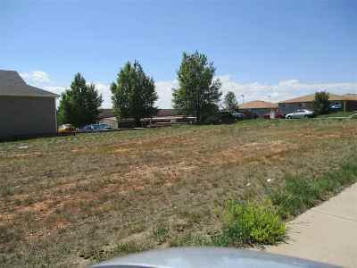 Laramie WY Residential Lots & Land For Sale: $70,000