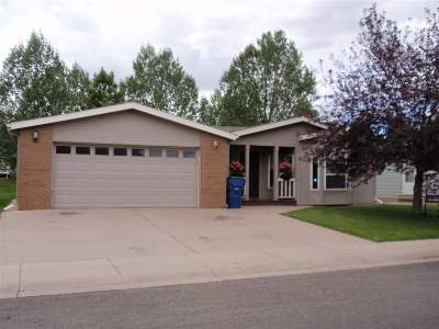 Laramie WY Single Family Home For Sale: $103,900