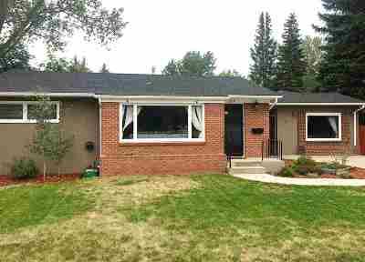 Laramie WY Single Family Home For Sale: $230,000