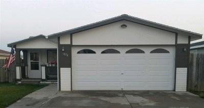 Laramie WY Single Family Home For Sale: $179,000