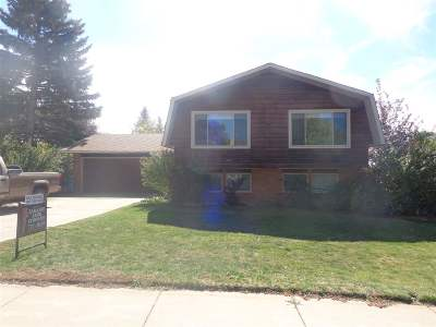 Laramie WY Single Family Home For Sale: $279,000