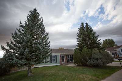 Laramie Single Family Home For Sale: 1554 Henry