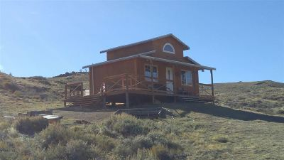 Laramie Single Family Home For Sale: 38 Lonesome Lodge Tr