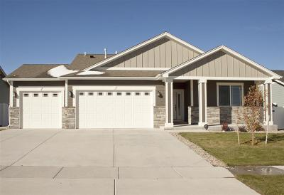 Cheyenne Single Family Home For Sale: 1210 Jessi Dr.