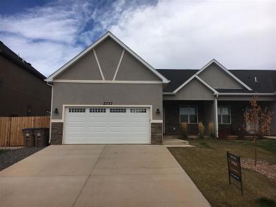 Laramie Single Family Home For Sale: 2717 Knadler