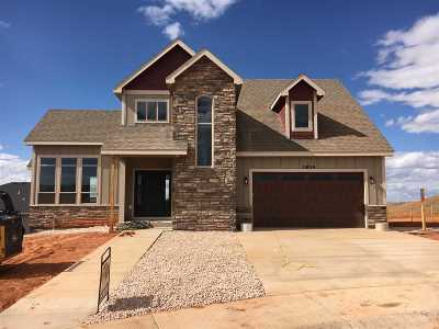Laramie Single Family Home 72 Hour Contingency: 1814 Upland Court