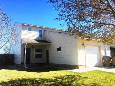 Laramie WY Single Family Home New: $193,500