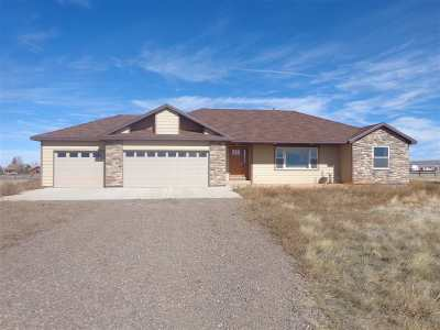 Laramie WY Single Family Home New: $349,900