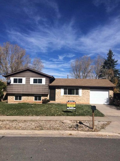 Laramie WY Single Family Home New: $225,000