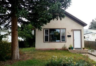 Laramie WY Single Family Home New: $159,000