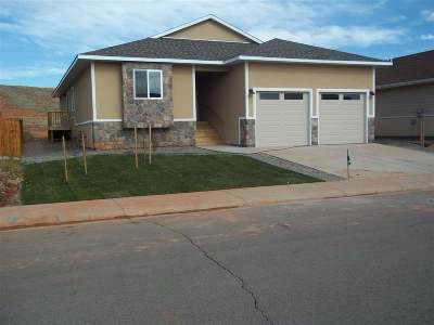 Laramie Single Family Home For Sale: 2535 Plains St.