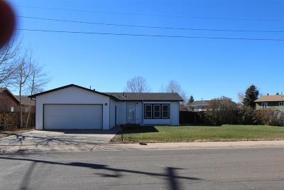 Laramie WY Single Family Home For Sale: $225,000
